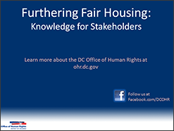 Equal and Inclusive Housing Webinar Image