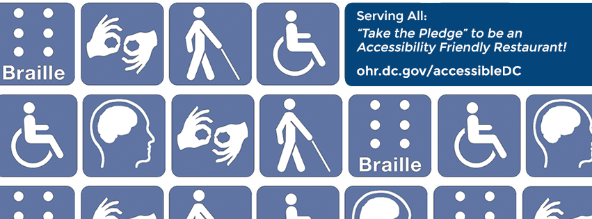 Accessible DC
