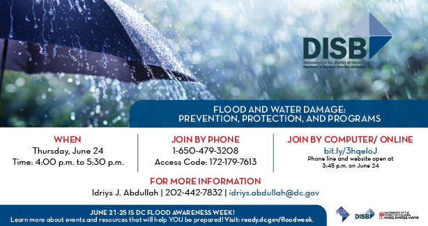 Flood and Water Damage: June 24 event