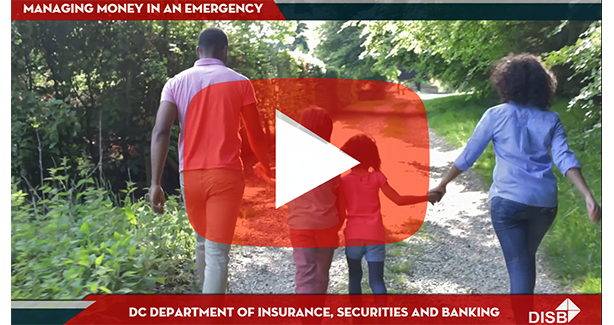 Manage Money in Emergencies Video