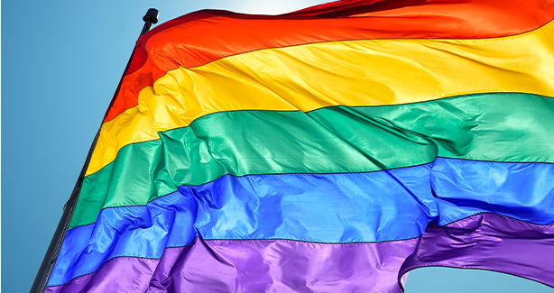 June is National Pride Month