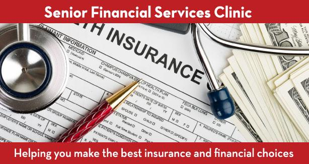 Senior Financial Services Clinic