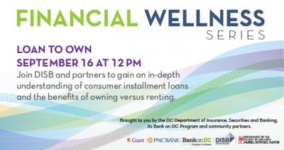 Finacial Wellness